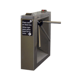 Triflow Console Half Height Turnstile