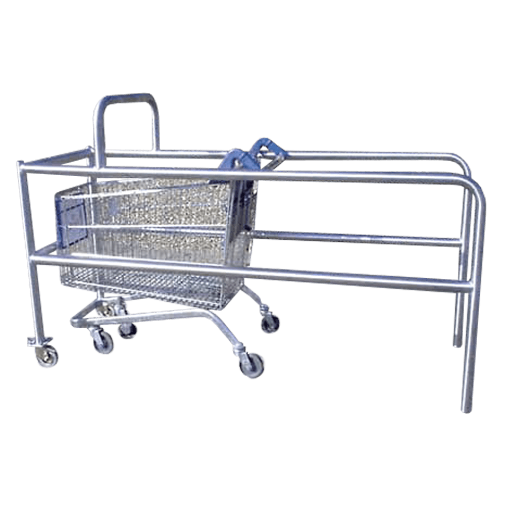 Mobile Shopping Trolley Park