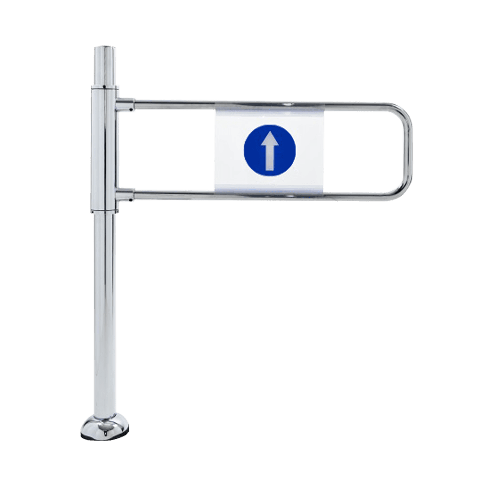Mechanical Gate Checkout Closer