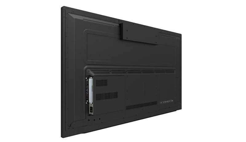 4K interactive touch screen back