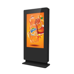 outdoor waterproof freestanding digital signage posters kiosks totems 09 1