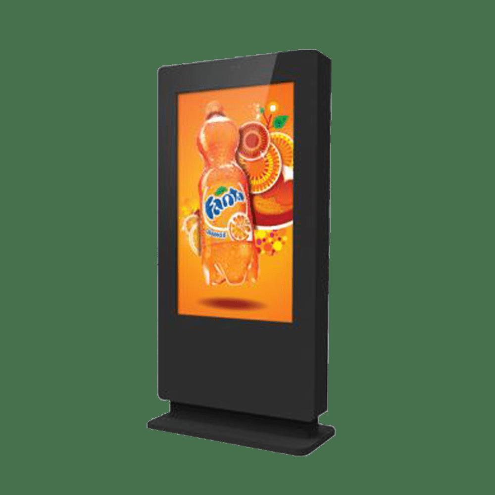 outdoor waterproof freestanding digital signage posters kiosks totems 09 1