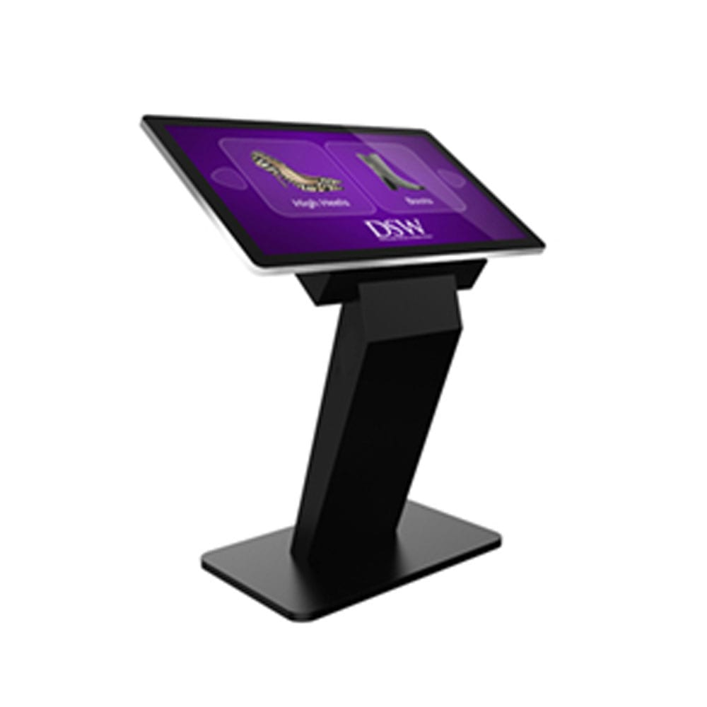 pcap freestanding touch screen kiosk table dual os windows android 04