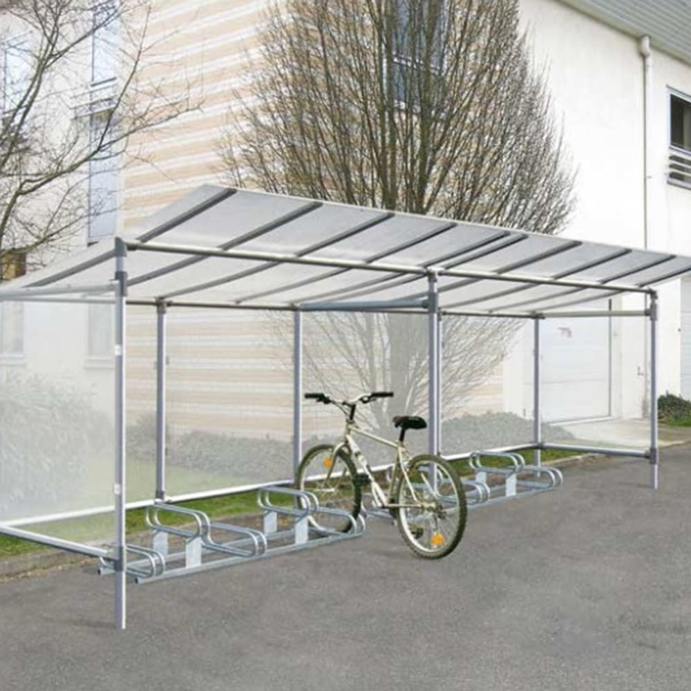 Standard Cycle Shelter extention