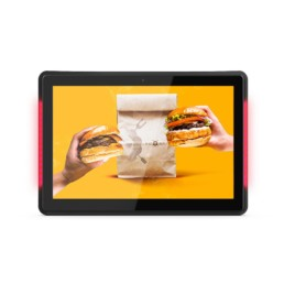 10 Inch POS Android Advertising Display White Background Image 2