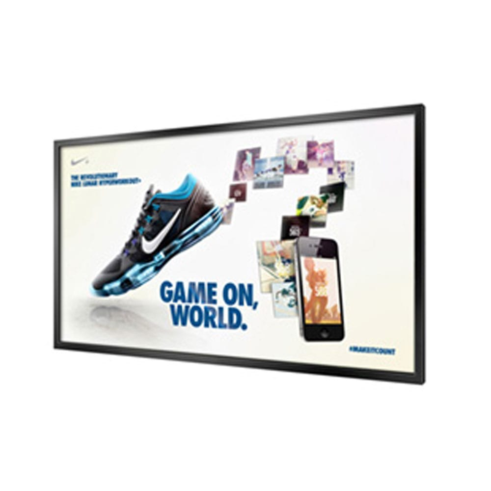 led high brightness sunlight readable large format professional commercial grade industrial monitor advertising plug and play displays 03