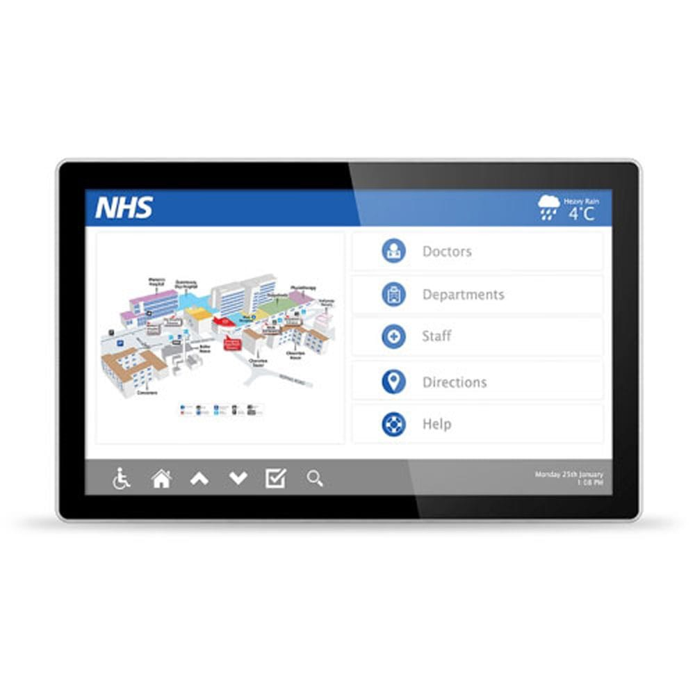 pcap wall mounted touch screen dual os windows android giant tablet 04 1