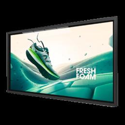 4K Large Format Displays transparent