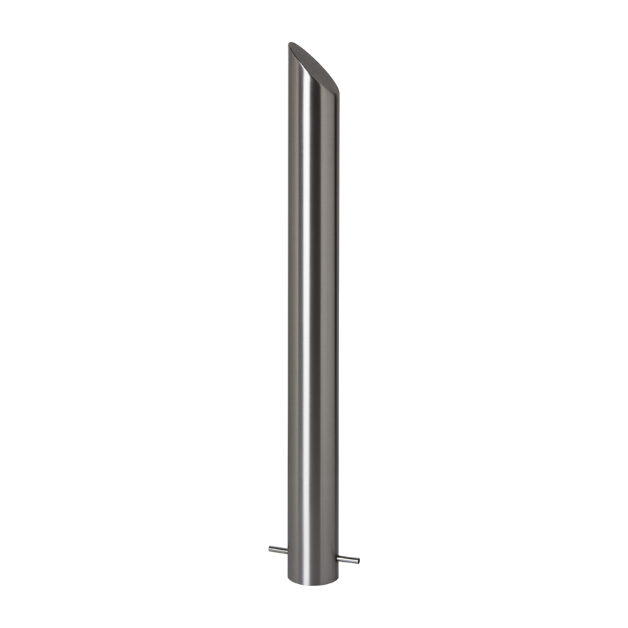 Mitre Top Stainless Steel Bollard