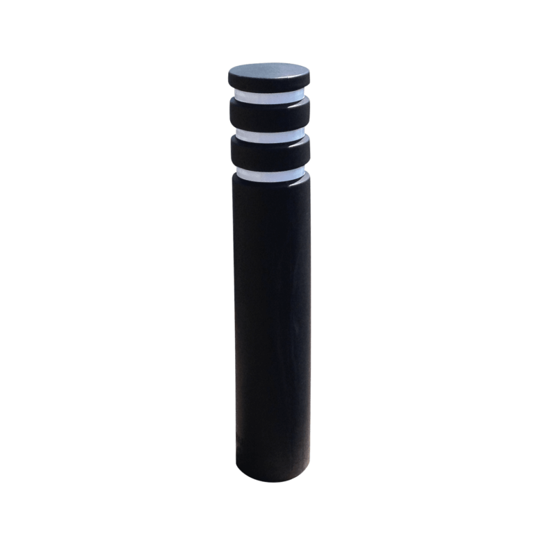 large bollard sleeve cover