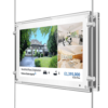 Digital Rod Window Display