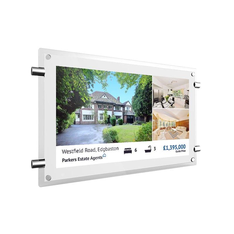 Digital Rod Displays White Background Image 7