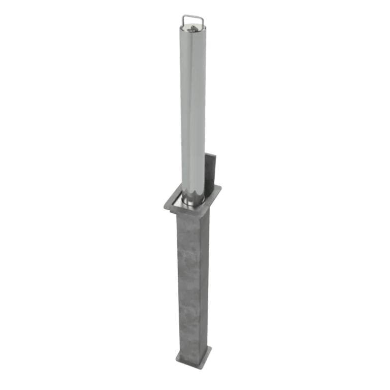 Stainless Steel Telescopic Parking Post