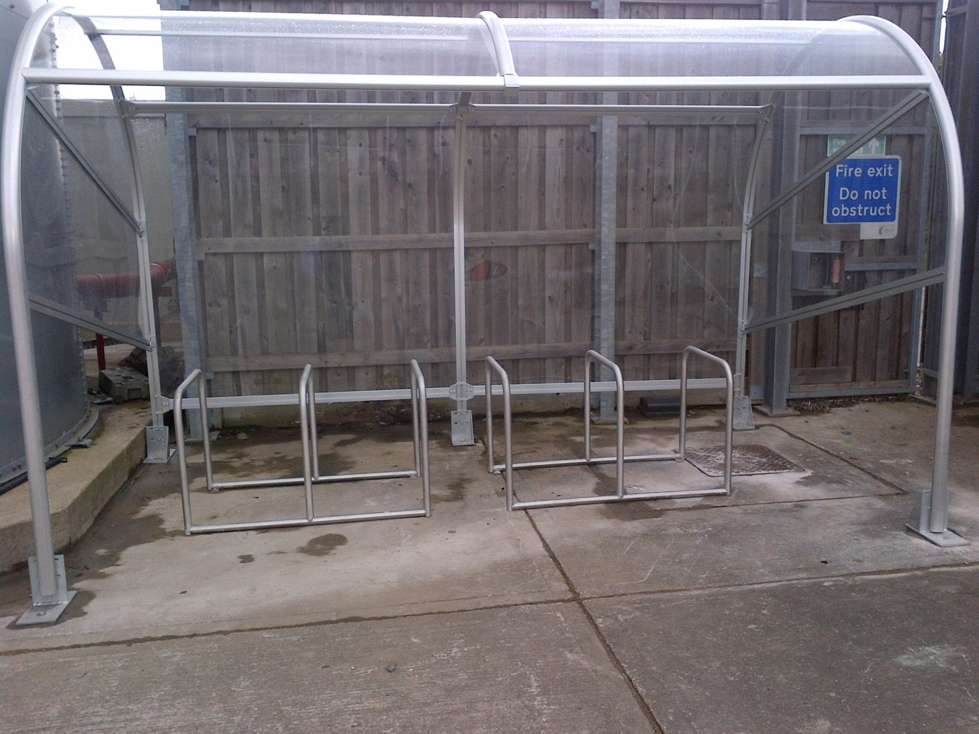 Cycle Shelter 2 2