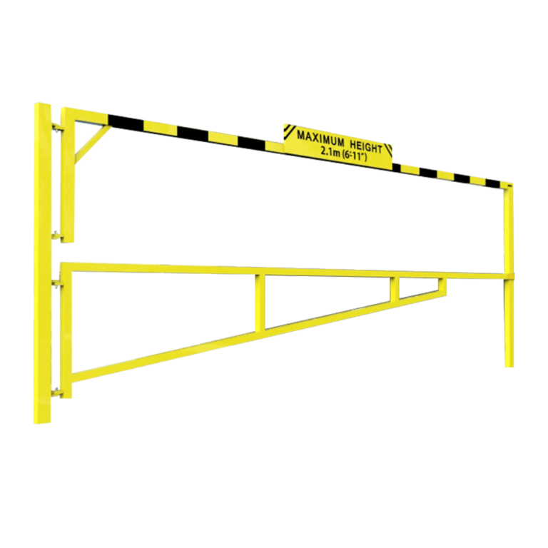 Height restrictor barrier main 1