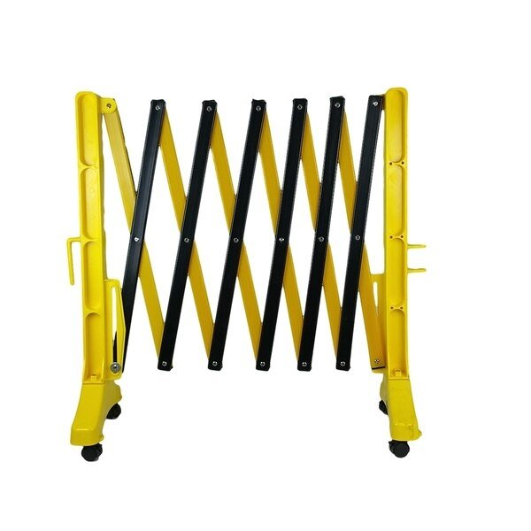 Terminal Expandable Safety Barrier
