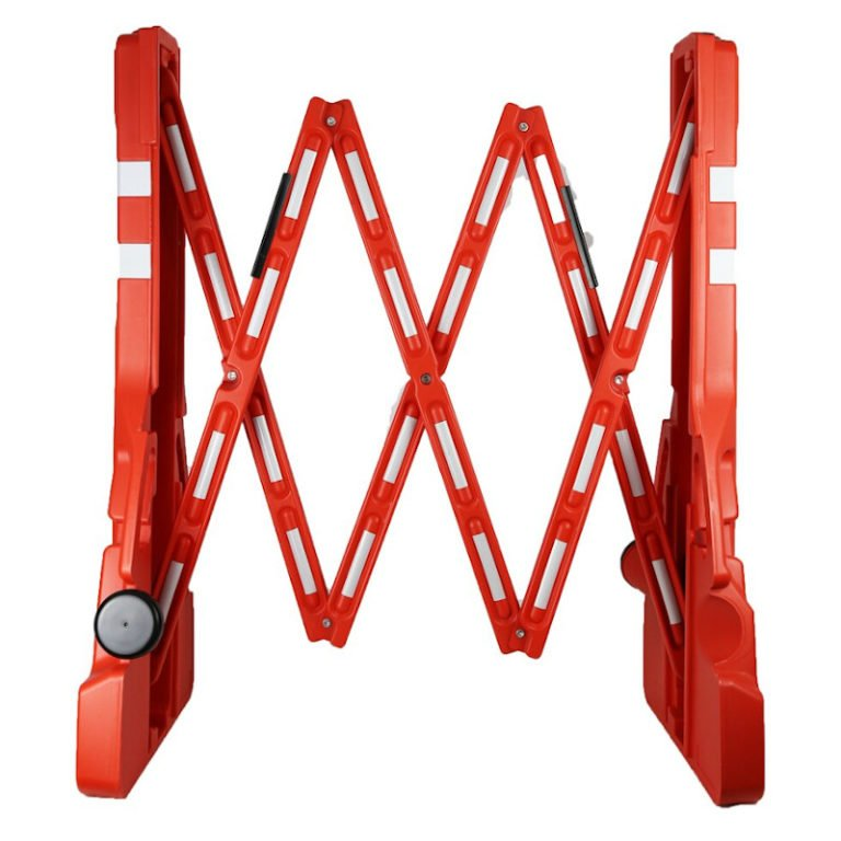 expanding safety Barrier