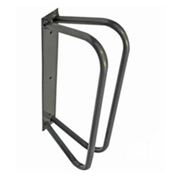 Fixed wall mounted cycle stand