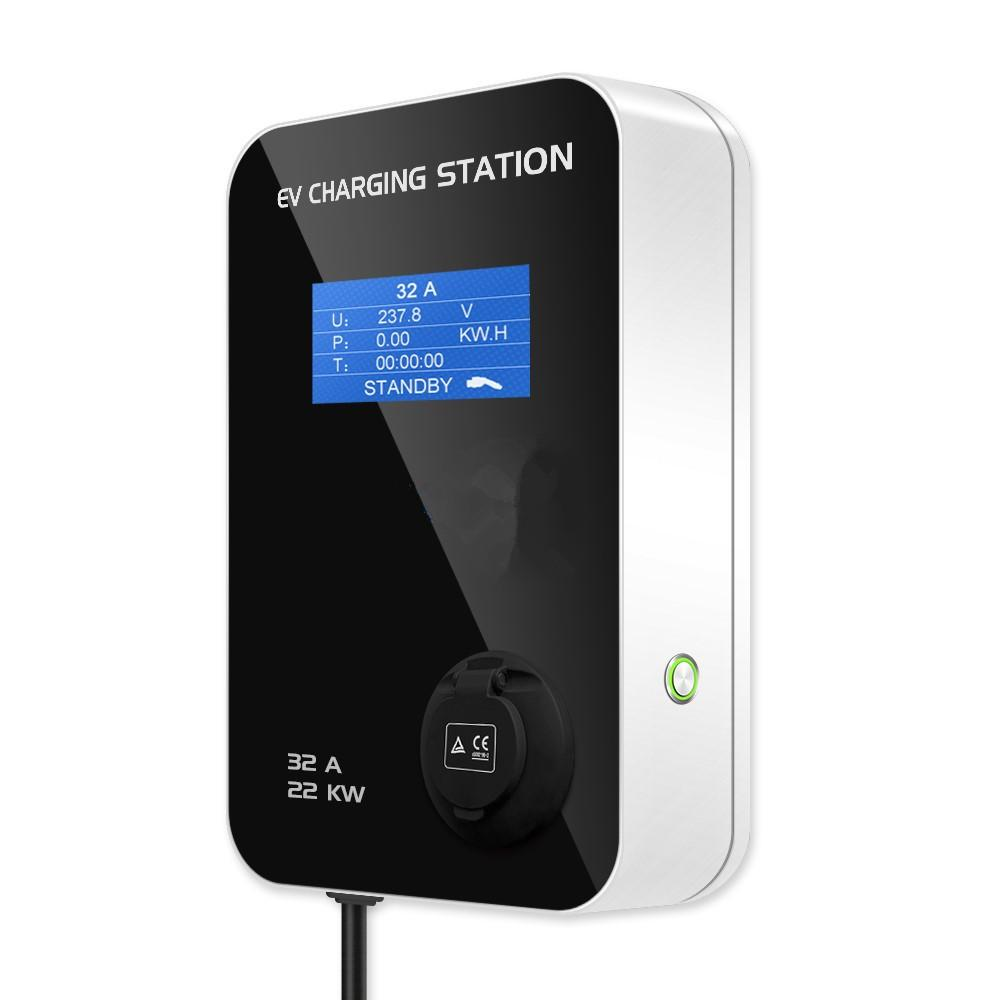 3 phase EV Electric Vehicle Charge Point